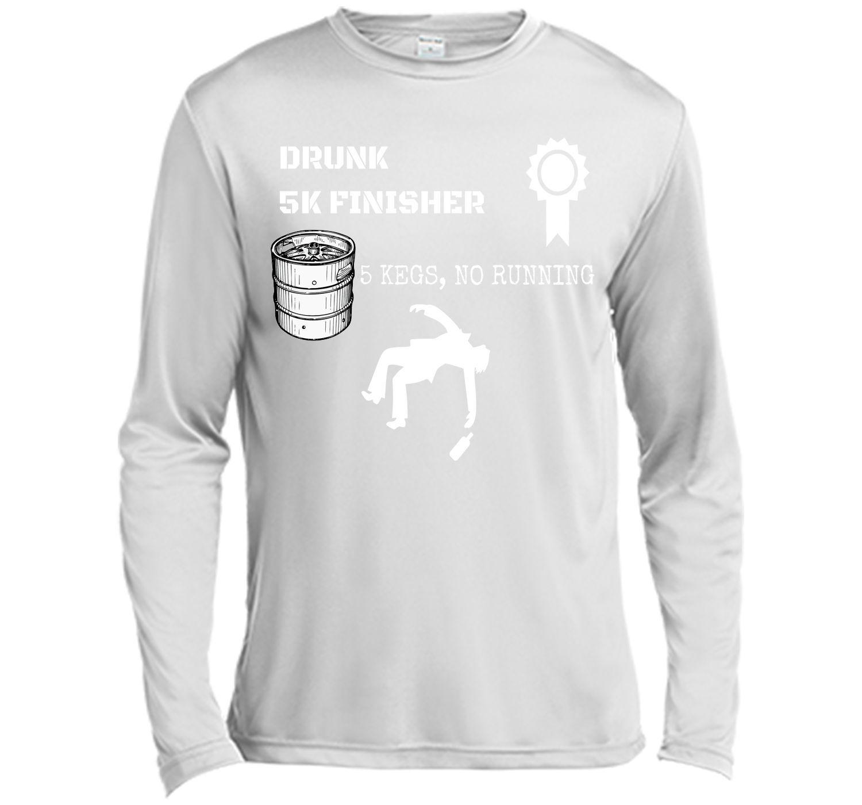 Drunk 5k finisher T-Shirt