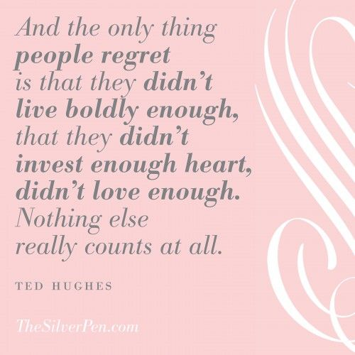 Living Without Regrets Inspirational Quotes The Silver Pen Regret Quotes Inspirational Quotes Words Matter