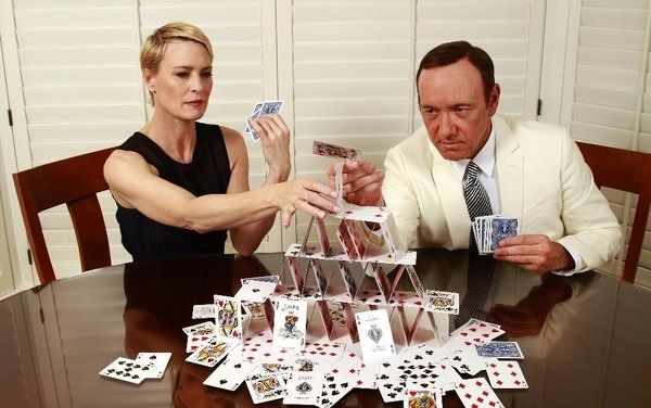 Perfection. House of Cards