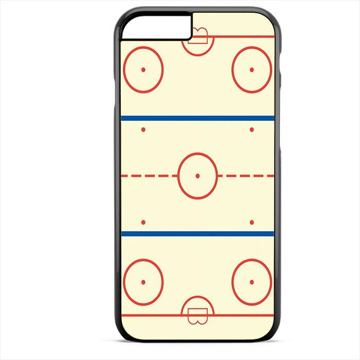 Ice Hockey Rink Diagrams Tatum 5517 Apple Phonecase Cover For Iphone