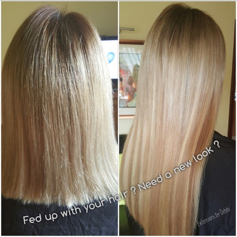 Fed Up With Growing Your Hair Hair Extensions Can Transform Your