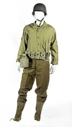 Band Of Brothers American Corporal's Costume