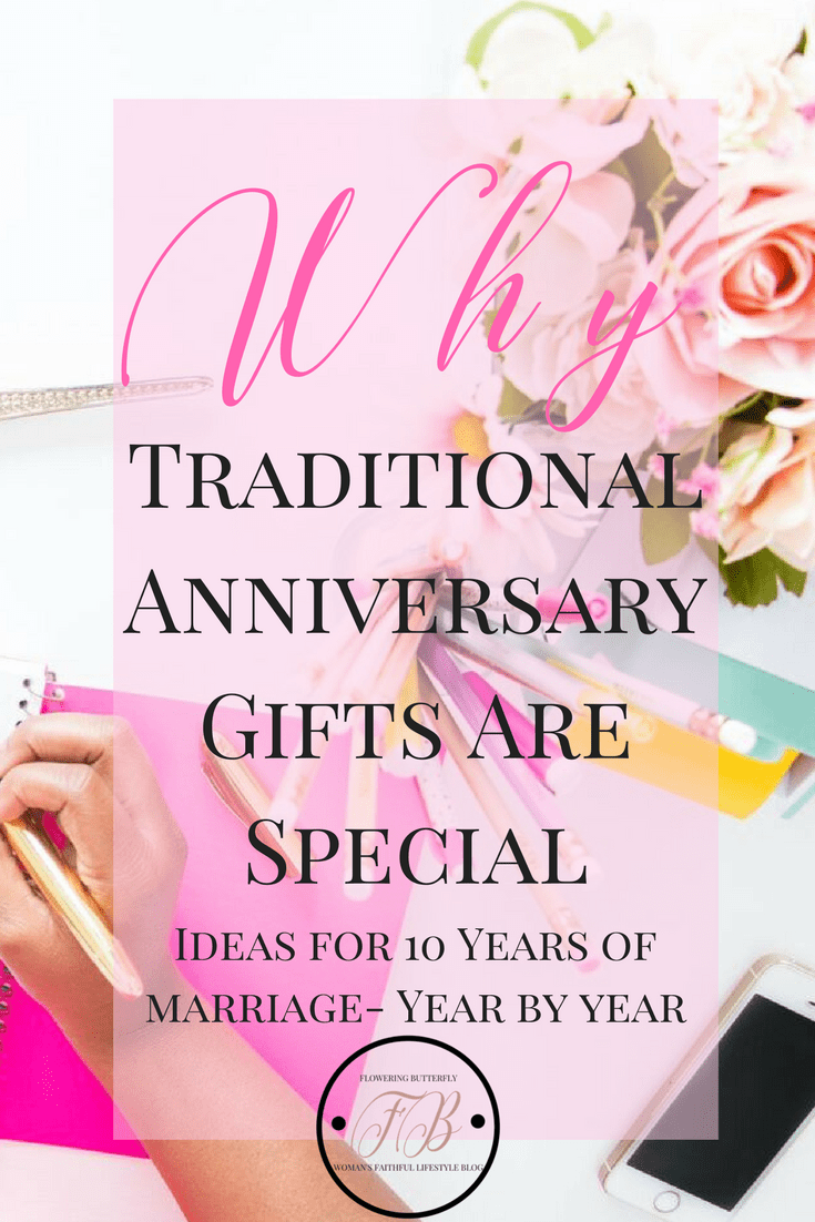 Traditional Wedding Anniversary Gift Ideas Year By Year Anniversary