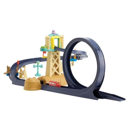 Training Yard with Loop Playset - Chuggington Boutique - Events