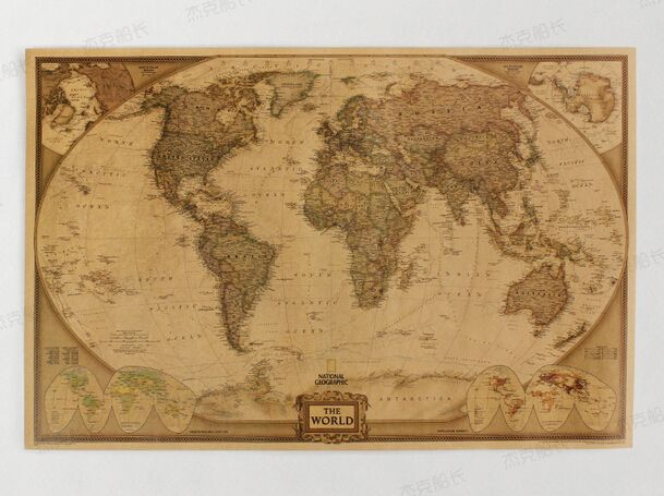 Cheap wallpaper pack buy quality wallpaper wall decor directly from from china wallpaper roll suppliers hot sales7348 cm large chart retro paper matte kraft world map wallpaper home decoration detailed antique gumiabroncs Image collections