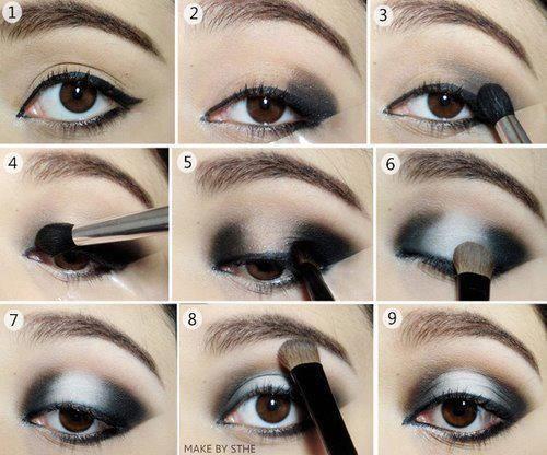 maquillaje paso a paso - Como Maquillarse Paso A Paso
