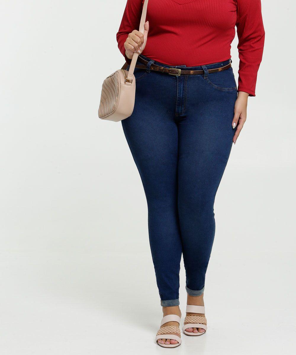 Photo of Jeans skinny tamanho grande para mulheres
