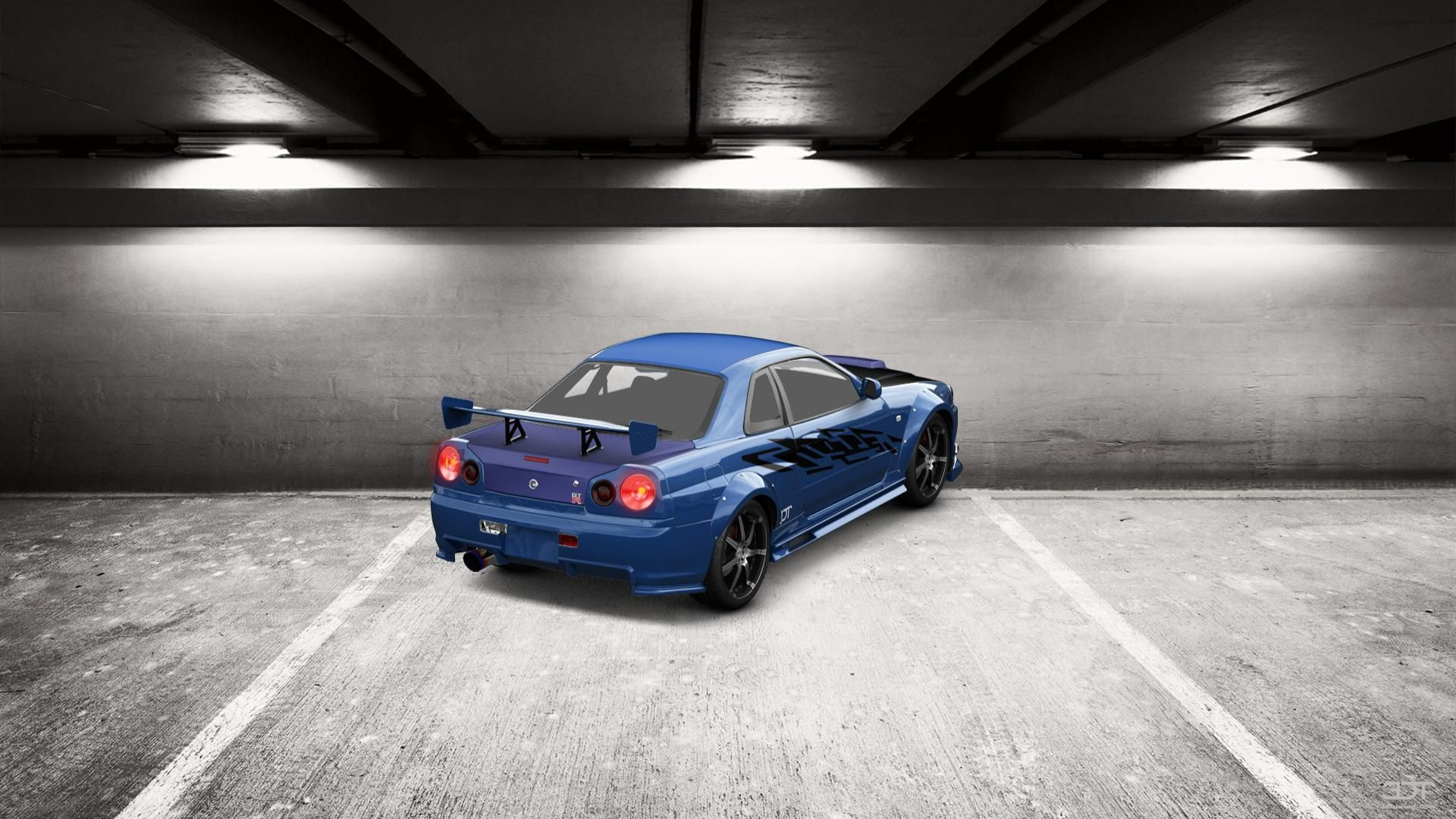 Checkout my tuning nissan skylinegt r 2001 at 3dtuning 3dtuning tuning