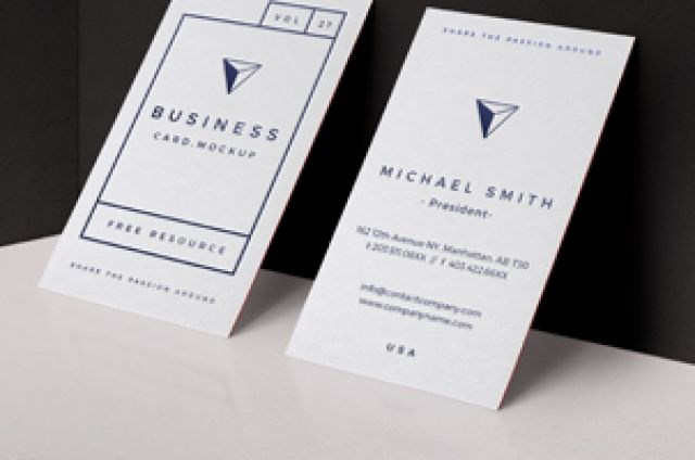 Our latest psd business card mockup with a new layout design our latest psd business card mockup with a new layout design easily display your business reheart Gallery