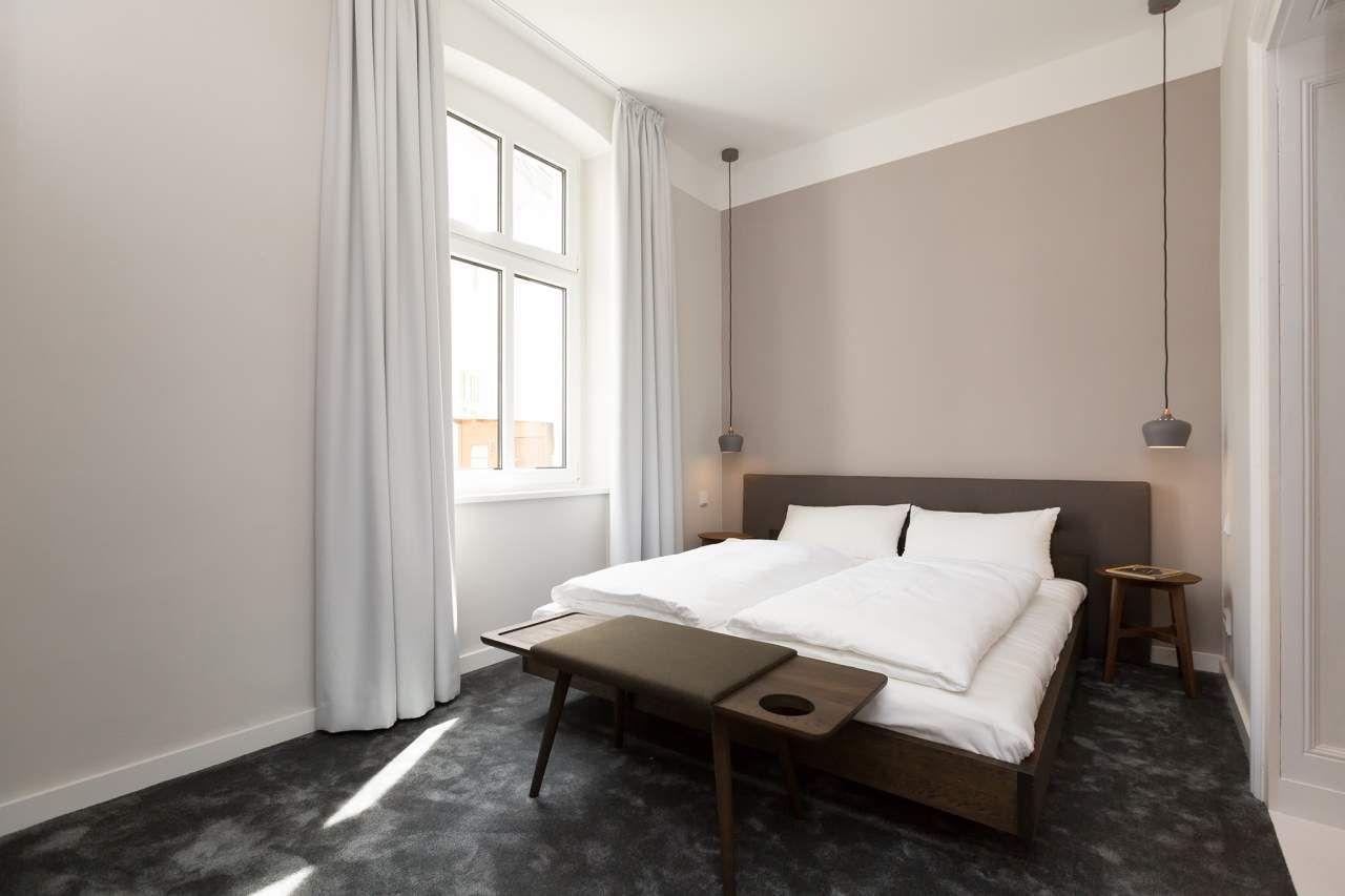 Schlafzimmer Bilder ~ In diesem gemütlichen schlafzimmer im baltischen haus in