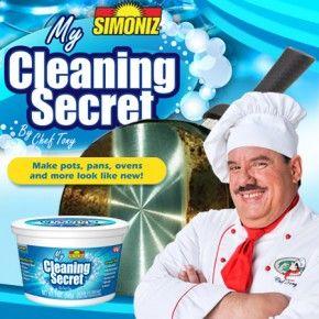 My Cleaning Secret by Simoniz