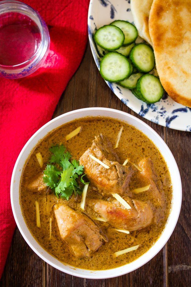 Indian Chicken Korma Recipe | I Knead to Eat | Korma ...