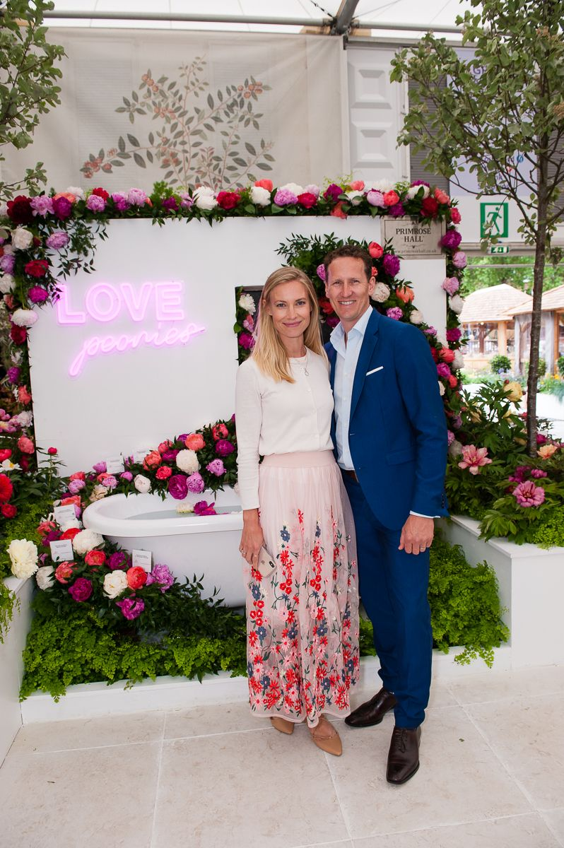 The Celebrities RHS Chelsea Flower Show 2019 in 2020