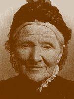 Portrait of the artists mother (Anna Cornelia van Gogh