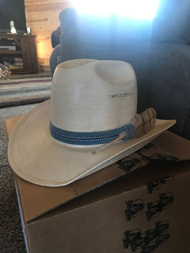 5754ea39 Tall crown American hat 7 3/8 (7 Crown) 4 Brim #fashion #clothing #shoes  #accessories #mensaccessories #hats (ebay link)