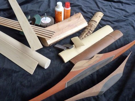 bogenbaumaterial archery pinterest b gen zum bogenschie en bogen und bogen bauen. Black Bedroom Furniture Sets. Home Design Ideas