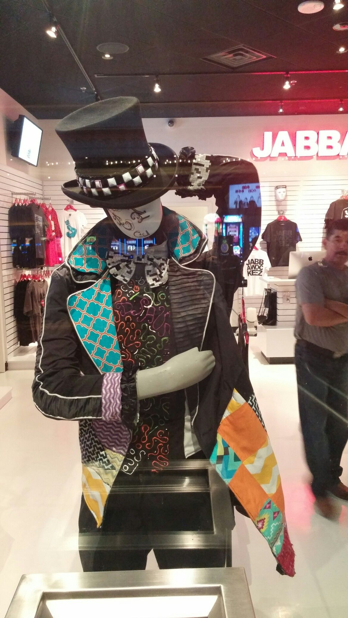 more of the jabbawockeez store, wockshop, at mgm grand, las vegas