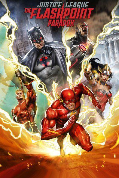 จ สต ซ ล ก จ ดชนวนสงครามยอดมน ษย Flash Point Paradox Justice League Comics