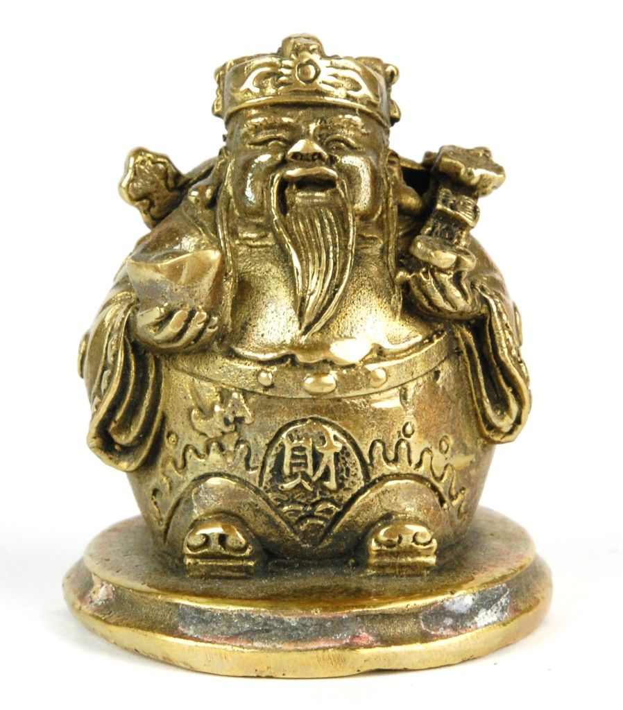Lu Is One Of The Three Star Gods Of Health Wealth And Happiness