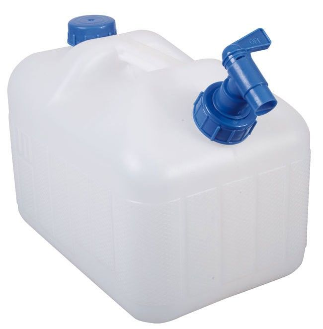 Splash 10 Litre Water Carrier Water Container With Tap Water Carrier Camping Water Container
