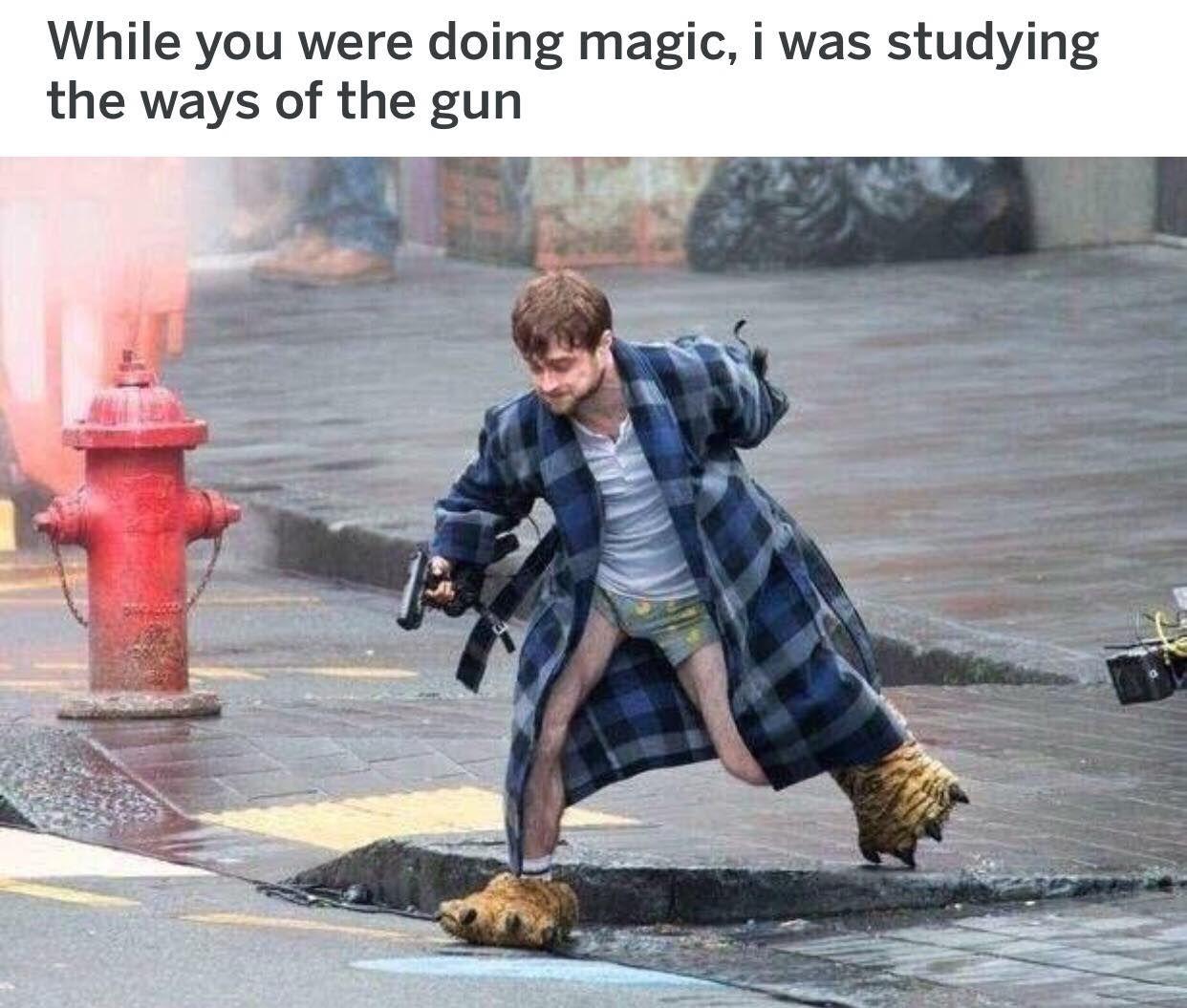 Hide Yo Kids Harry Potter Curses Daniel Radcliffe Daniel Radcliffe Funny