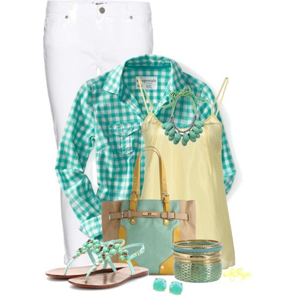 """""""Summer is here!!"""" by kginger on Polyvore"""