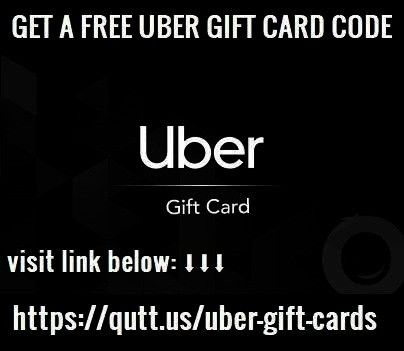 Codes Generator No Survey or No Human Verification 2019  Uber Gift Card Generator Are you searching for free Uber Live codes Then you are in the right pla Uber Gift Cards...