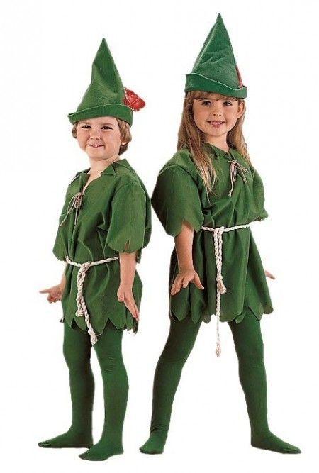 Costumi Carnevale Bambini Costume Di Peter Pan Costumi Di