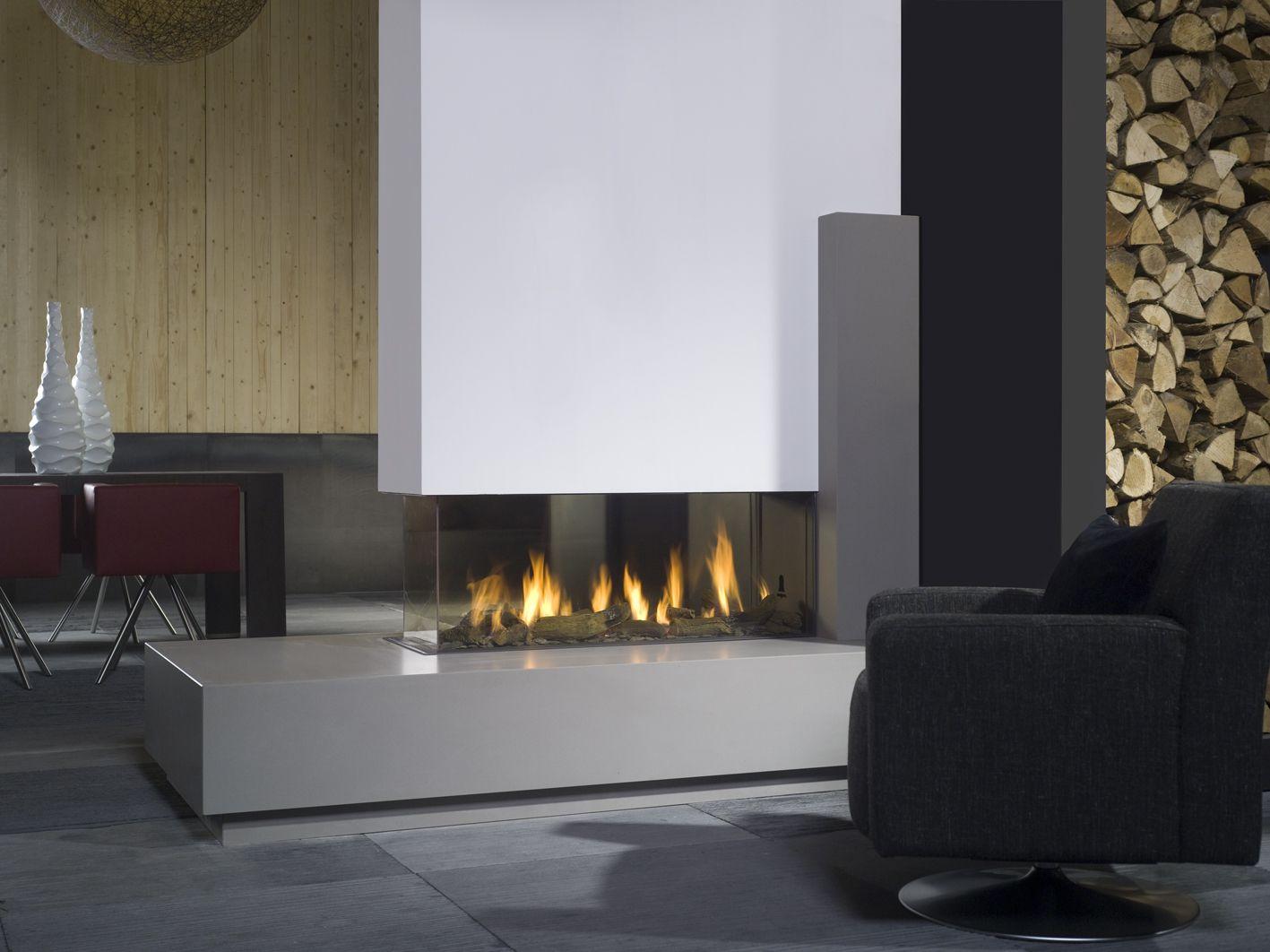 Living Room Fireplace Divider Design Ideas  73 Berrylands New Living Room Divider Design Ideas 2018