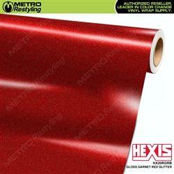 Red Glitter Car Wrap Hexis Glitter Vinyl Metro Restyling Vinyl Wrap Car Wrap Vinyl