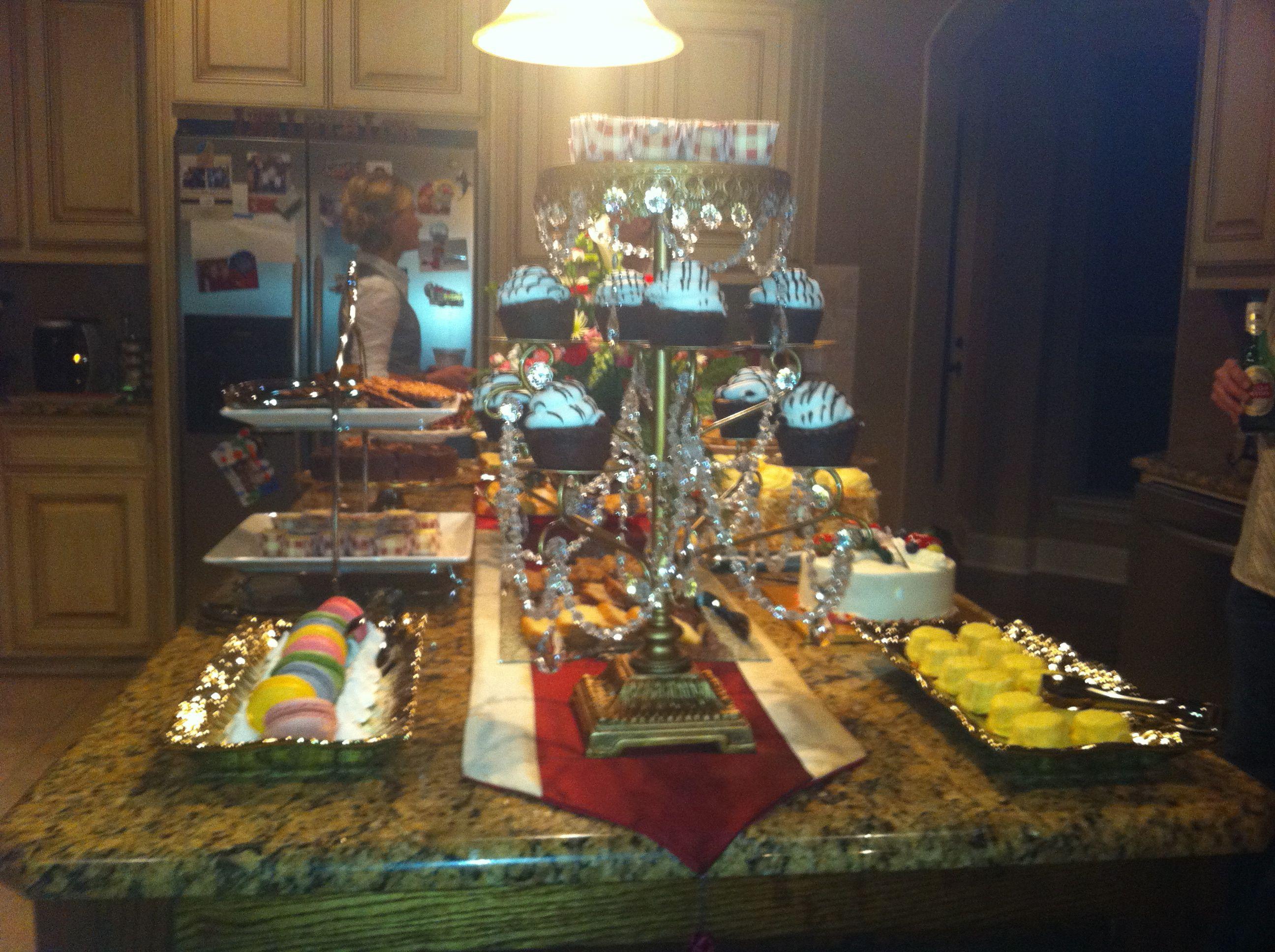 dessert party 2010