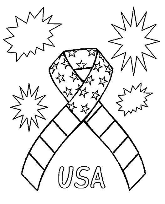 free printable patriot day coloring