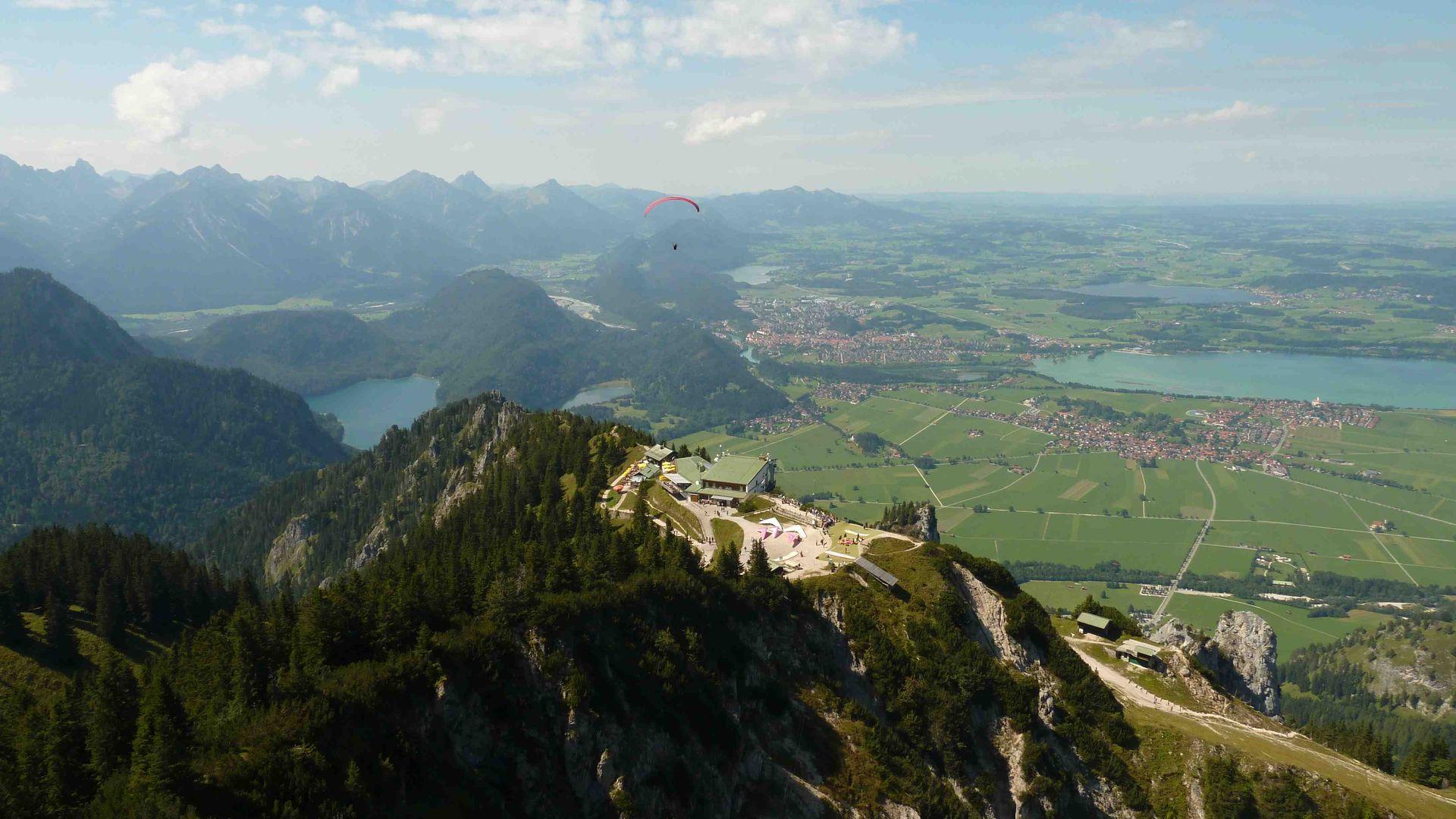 Tegelbergbahn Startseite Eng Europe Vacation Natural Landmarks Vacation