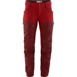Fjällräven W Keb Trousers Regular | 34,36,38,40,42,44,46,32,48 | Rot | Damen FjällrävenFjällräven
