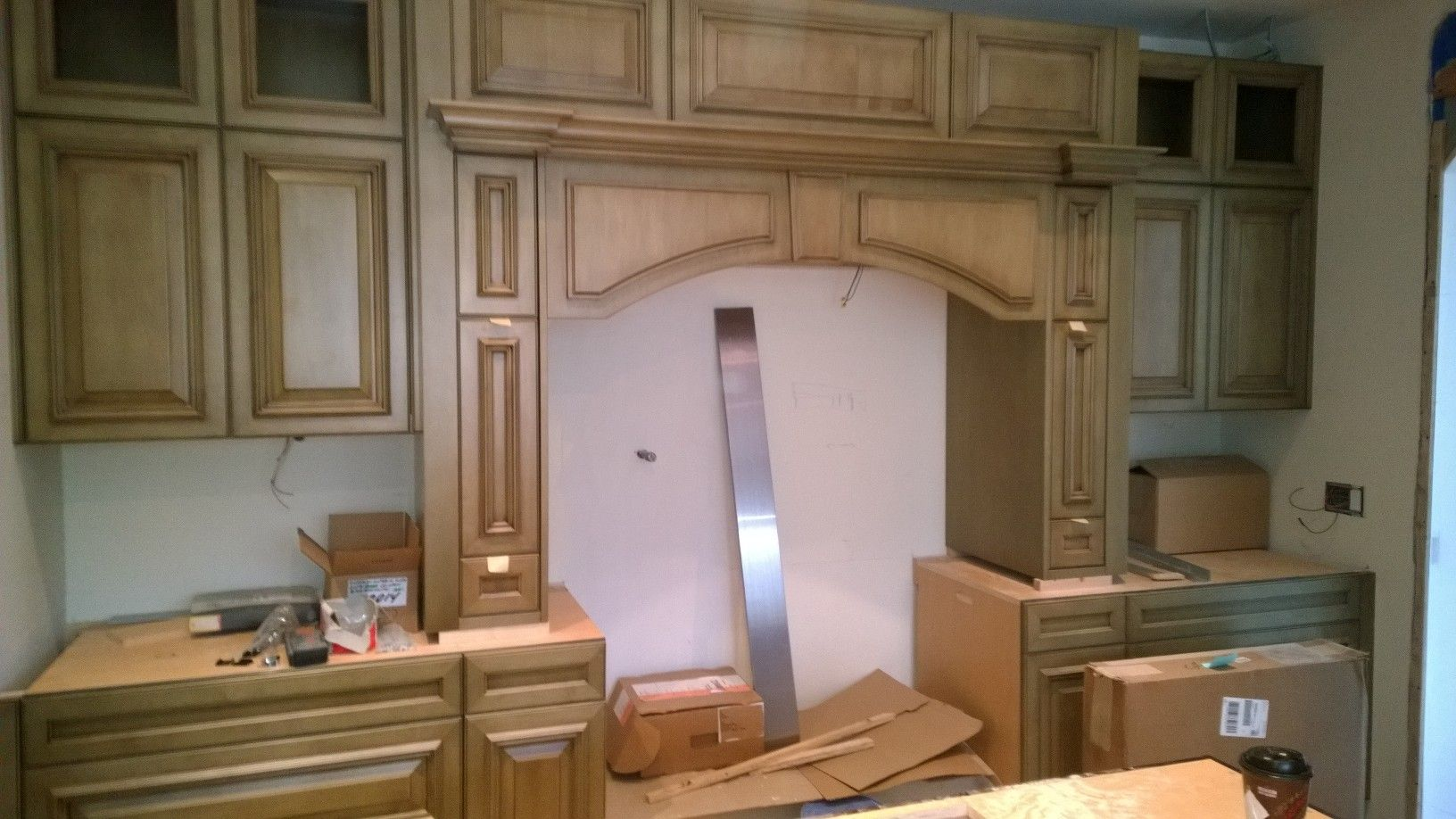 In the November update on Martin Spicuzza's Steffen kitchen remodel, Martin shares the progress made so far and what's left to be done. With photos, of course!