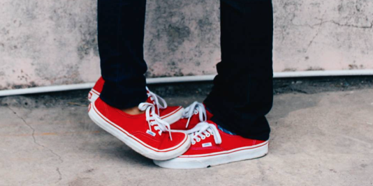 Red vans shoes, Red vans outfit
