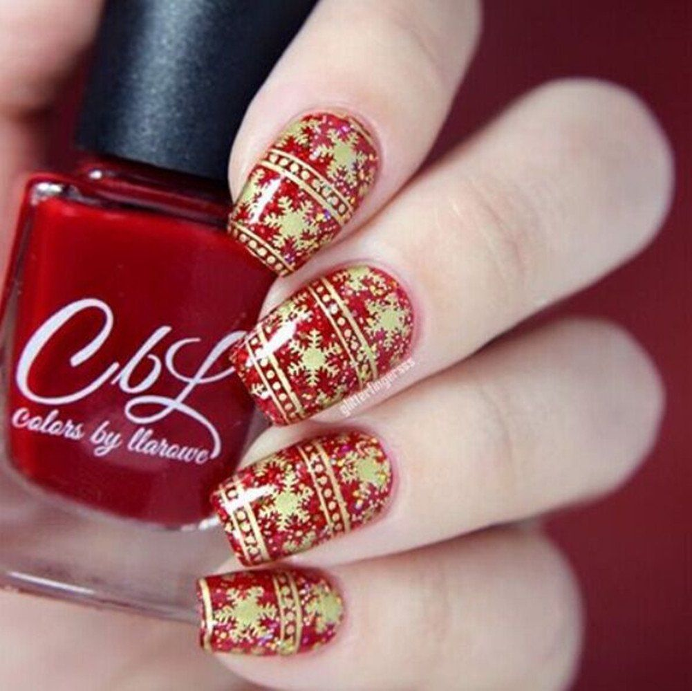 Born Pretty Nail Art Stamp Template Image Plate Various Arabesque Pattern BP-L008 : Beauty