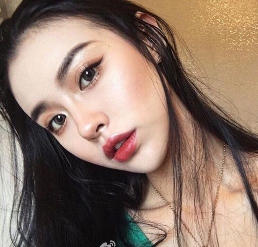 Pin By Cinny On Ulzzangs In 2019  Asian Makeup Looks, Korean Makeup, Korean Makeup Look