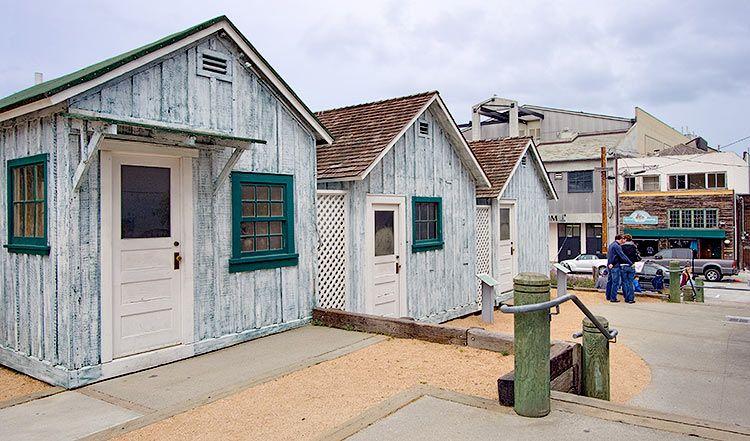 Shack Google Search Cannery Row Getaway Cabin Monterey California Essay