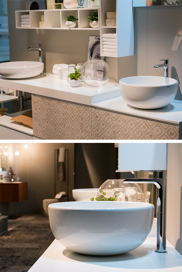XS, the star of Teorema #bathroom. #faucet #tap made by #teorema
