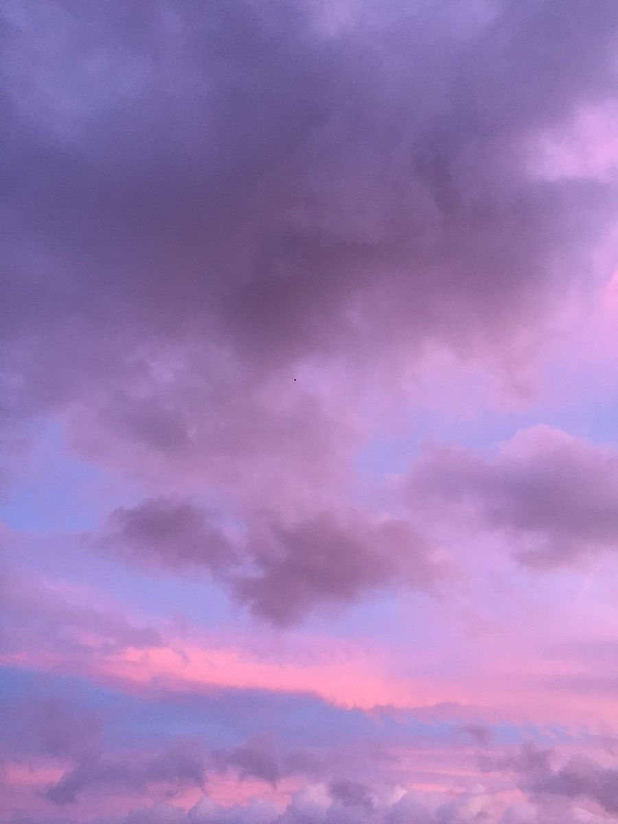 Aesthetic Sky Purple Wallpaper Iphone Pink And Purple Wallpaper Purple Aesthetic Cute purple aesthetic wallpaper clouds