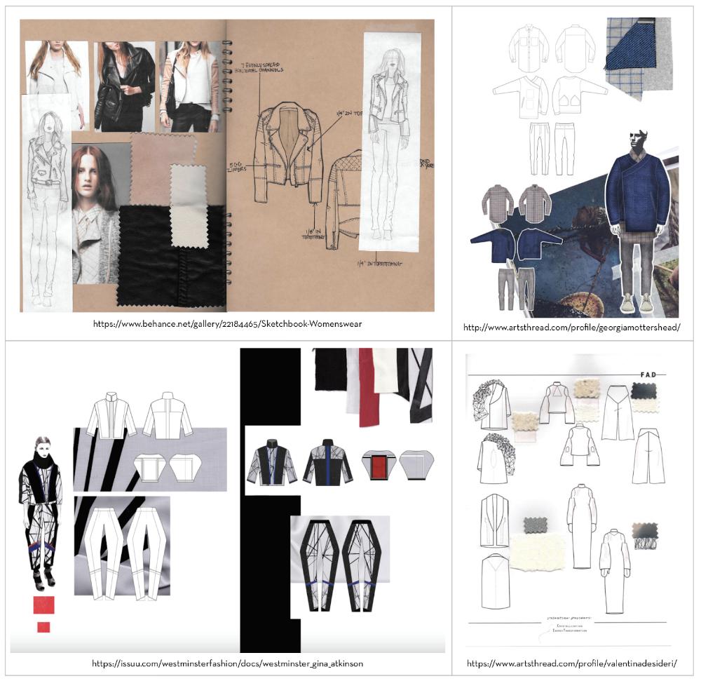 Photo of Fashion Design Portfolio Layouts: Online + Physical Books (do you need both?)