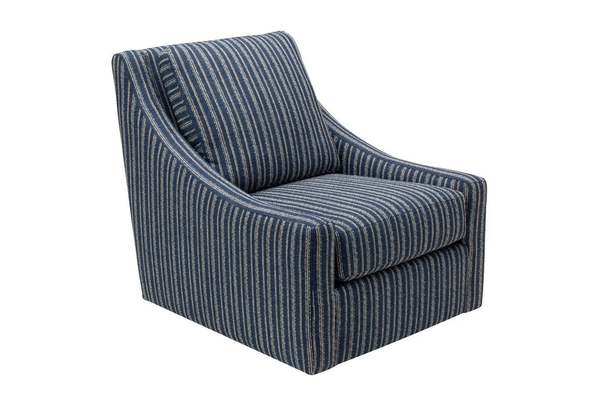 Priscilla Accent Swivel Chair by Bauhaus Swivel chair