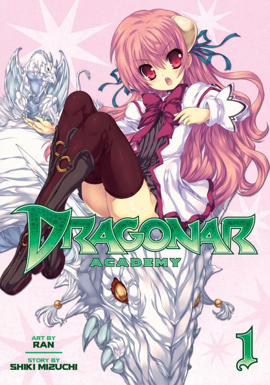 Dragonar Academy 1 Vol. 1 (Issue) Anime, Academy, Shiki
