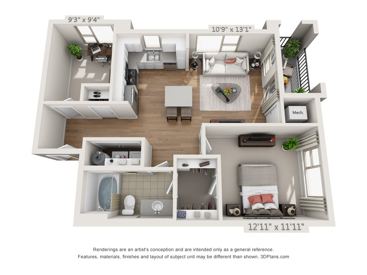 3 Bedroom Apartments In Phoenixville Sims House Plans Sims House Design Apartment Floor Plans