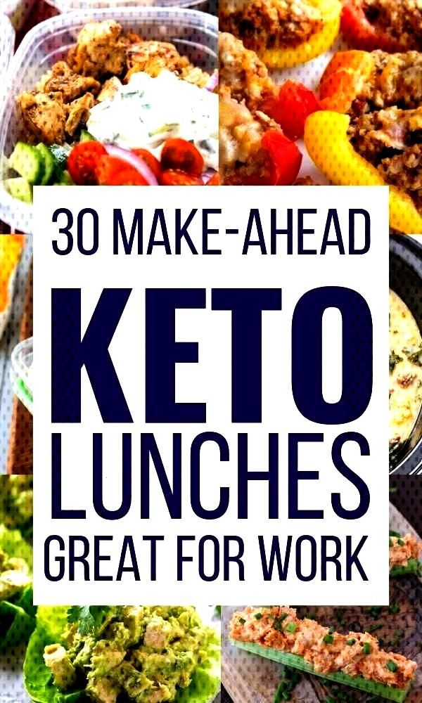 Make-Ahead Keto Lunches Great for Work 30 Make-Ahead Keto Lunches Great for Work  Lettuce wraps ar