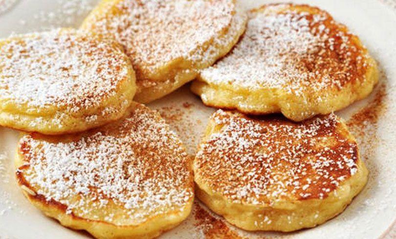 Pancakes au yaourt, rapide et moelleux