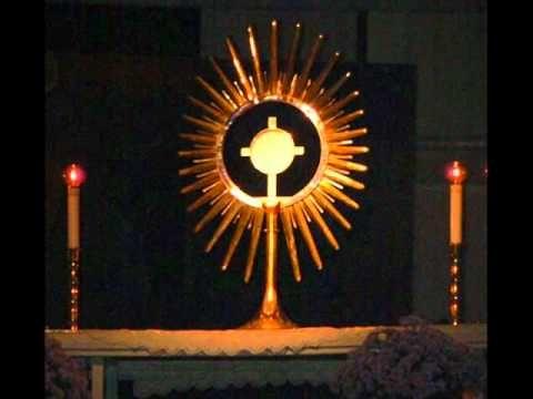 Gesu T Adoriamo Jesus We Adore You Canto Di Adorazione