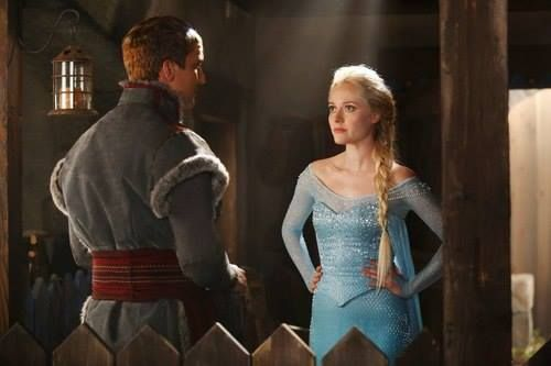 Check out the first official promotional still from season 4 of Once Upon A Time. Elsa has arrived! http://www.onceuponafans.com/apps/blog/show/42513583-4x01-promotional-still