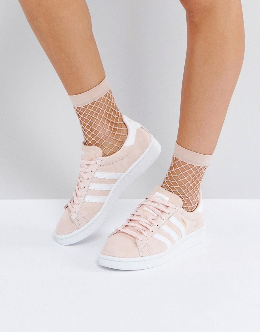 In Sneaker Originals Pale Adidas Pink Campus POkuZiTX